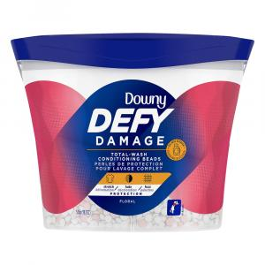 Downy Defy Damage Total-Wash Conditioning Floral Beads