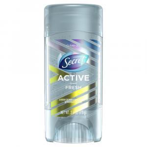 Secret Active Fresh Clear Gel Antiperspirant/Deodorant