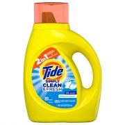 Tide Simply Clean & Fresh Refreshing Breeze