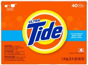 Tide Clean Breeze Powder Laundry Detergent