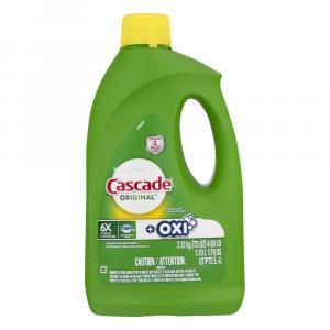 Cascade Lemon Gel Dishwasher Detergent