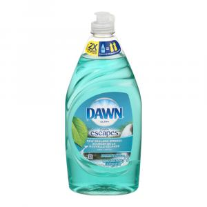 Dawn Ultra New Zealand Springs Dish Soap