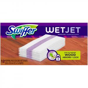 Swiffer Wetjet Mopping Pad Refills