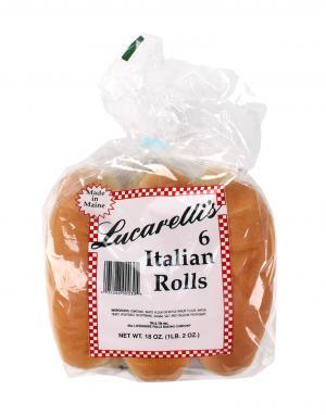 Lucarelli's Italian Sandwich Rolls