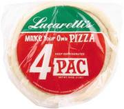 Lucarelli's Pizza Crust