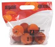 Organic Apricots Bag