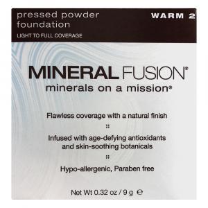 Mineral Fusion Pressed Powder Foundation Warm 2