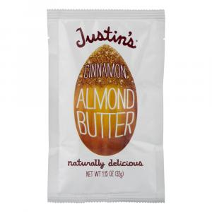 Justin's Cinnamon Almond Butter Squeeze Pack