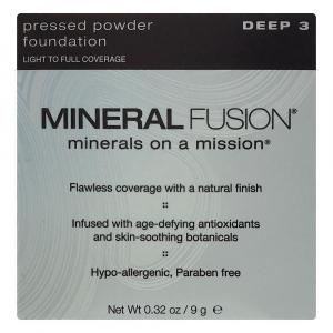 Mineral Fusion Pressed Powder Foundation Deep 3