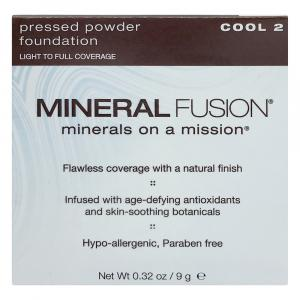 Mineral Fusion Pressed Powder Foundation Cool 2