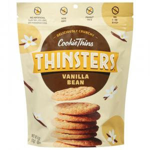 Mrs. Thinster's Cookie Batter Cookie Thins