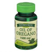 Nature's Truth Oil of Oregano 1500mg SoftGels