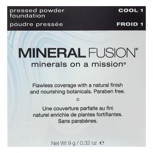 Mineral Fusion Pressed Powder Foundation Cool 1