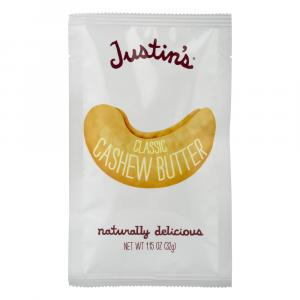 Justin's Classic Cashew Butter Squeeze Pack