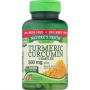 Nature's Truth Advanced Turmeric Curcumin Complex 500mg