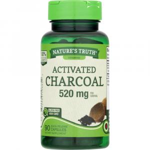 Nature's Truth Activated Charcoal Capsules