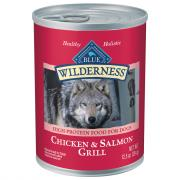Blue Buffalo Wilderness Chicken & Salmon Grill Dog Food
