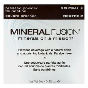 Mineral Fusion Pressed Powder Foundation Neutral 2