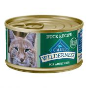 Blue Buffalo Wilderness Duck Recipe Cat Food