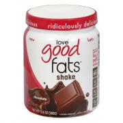 Love Good Fats Chocolate Shake Mix