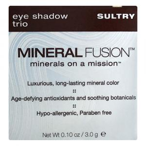 Mineral Fusion Eye Shadow Trio Sultry