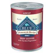 Blue Buffalo Homestyle Recipe Beef Dinner