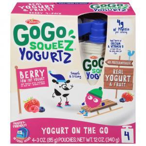 GoGo Squeez Yogurtz Berry