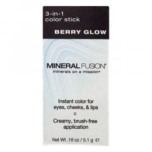 Mineral Fusion 3-in-1 Color Stick Berry Glow