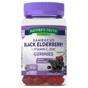 Nature's Truth Elderberry Complex Gummies