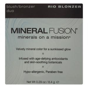 Mineral Fusion Rio Blonzer Blush/Bronzer Duo