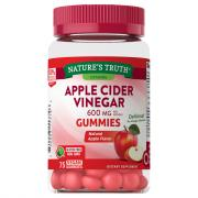 Nature's Truth Apple Cider Vinegar 600mg Gummies