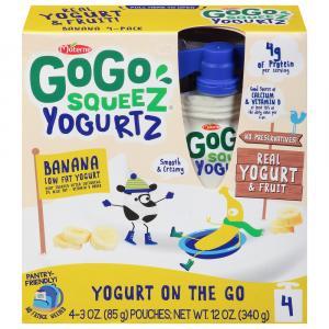 GoGo Squeez Yogurtz Banana