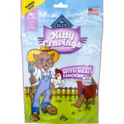 Blue Buffalo Kitty Cravings Crunchy Cat Treats with Chicken