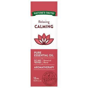 Nature's Truth Calming Essential Oil