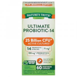 Nature's Truth Ultimate Probiotic-10