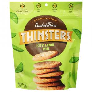 Mrs. Thinster's Key Lime Pie Cookie Thins