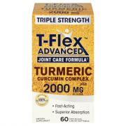 T-Flex Advanced Turmeric Curcumin Complex 1600mg