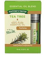 Nature's Truth Tea Tree Essential Oil Blend Roll on