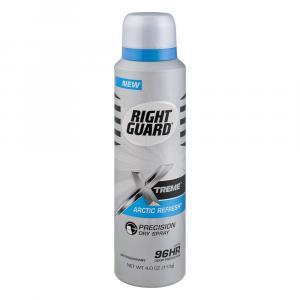 Right Guard Xtreme Artic Blast Dry Spray