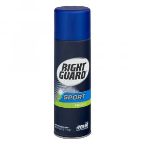 Right Guard Sport Fresh Aerosol Anti-perspirant Deodorant