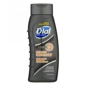 Dial for Men Odor Combat Body Wash