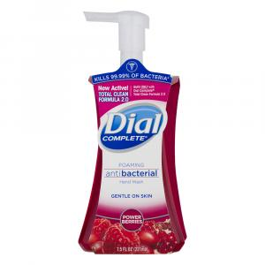 Dial Complete Antibacterial Foaming Hand Wash Power Berries