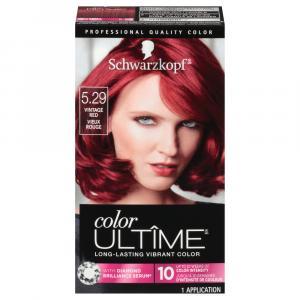 Schwarzkopf Color Ultime Vintage Red