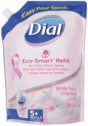 Dial White Tea Liquid Hand Soap Eco-smart Refill