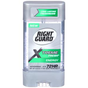 Right Guard Xtreme Fresh Energy