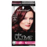 Schwarzkopf Color Ultime Mahogany Red Hair Color