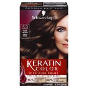 Schwarzkopf Keratin Color Berry Brown 5.3 Hair Color