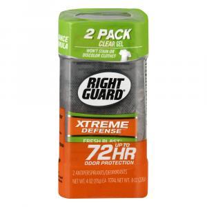 Right Guard Extreme Defense 5 Fresh Blast