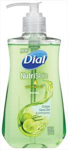 Dial Nutriskin With Fruit Oil Hand Soap Pump