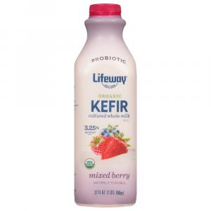 Lifeway Organic Mixed Berry Kefir